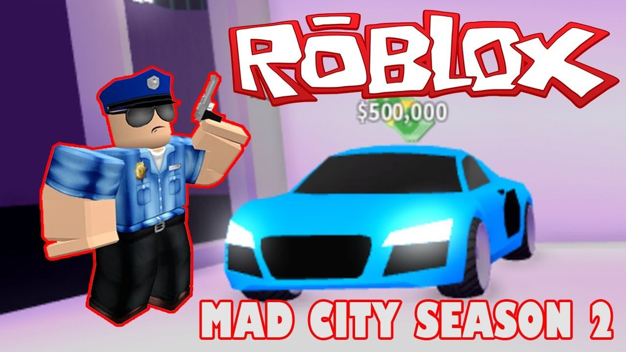 How Do U Become A Villain In Mad City Roblox