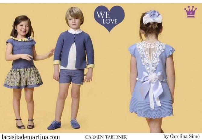 moda infantil carmen
