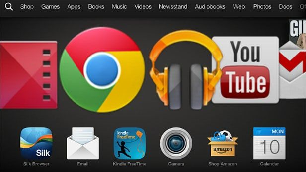 How to install Google apps on Kindle Fire HD or HDX (With