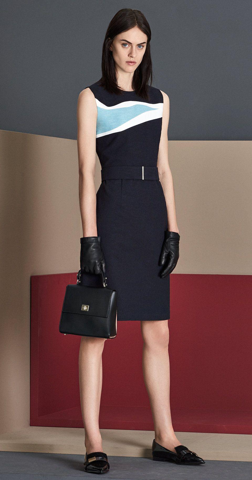 Black dress gloves - Black Dress Gloves Bag And Shoes By Boss