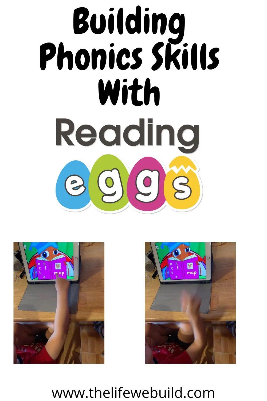 Building Phonics Skills With Reading Eggs Phonics Math Fact Fluency Online Reading Programs