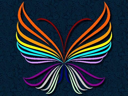 Zedge 3d Download A 3d Butterfly Wallpapers To Your Cell