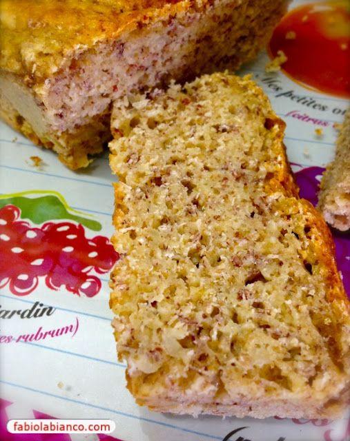 Pão integral de quinoa | Fabíola Bianco
