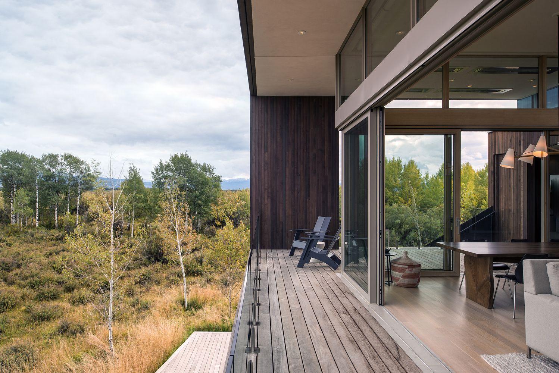 Gallery of Teton Residence / RO Pergola's