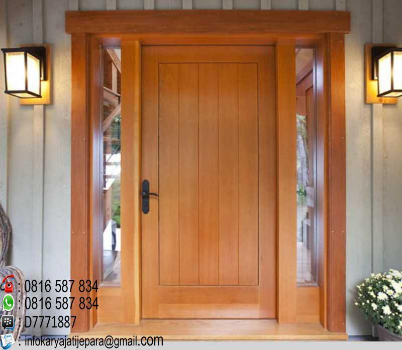 720 Gambar Desain Interior Rumah Kayu Jati Terbaik Download