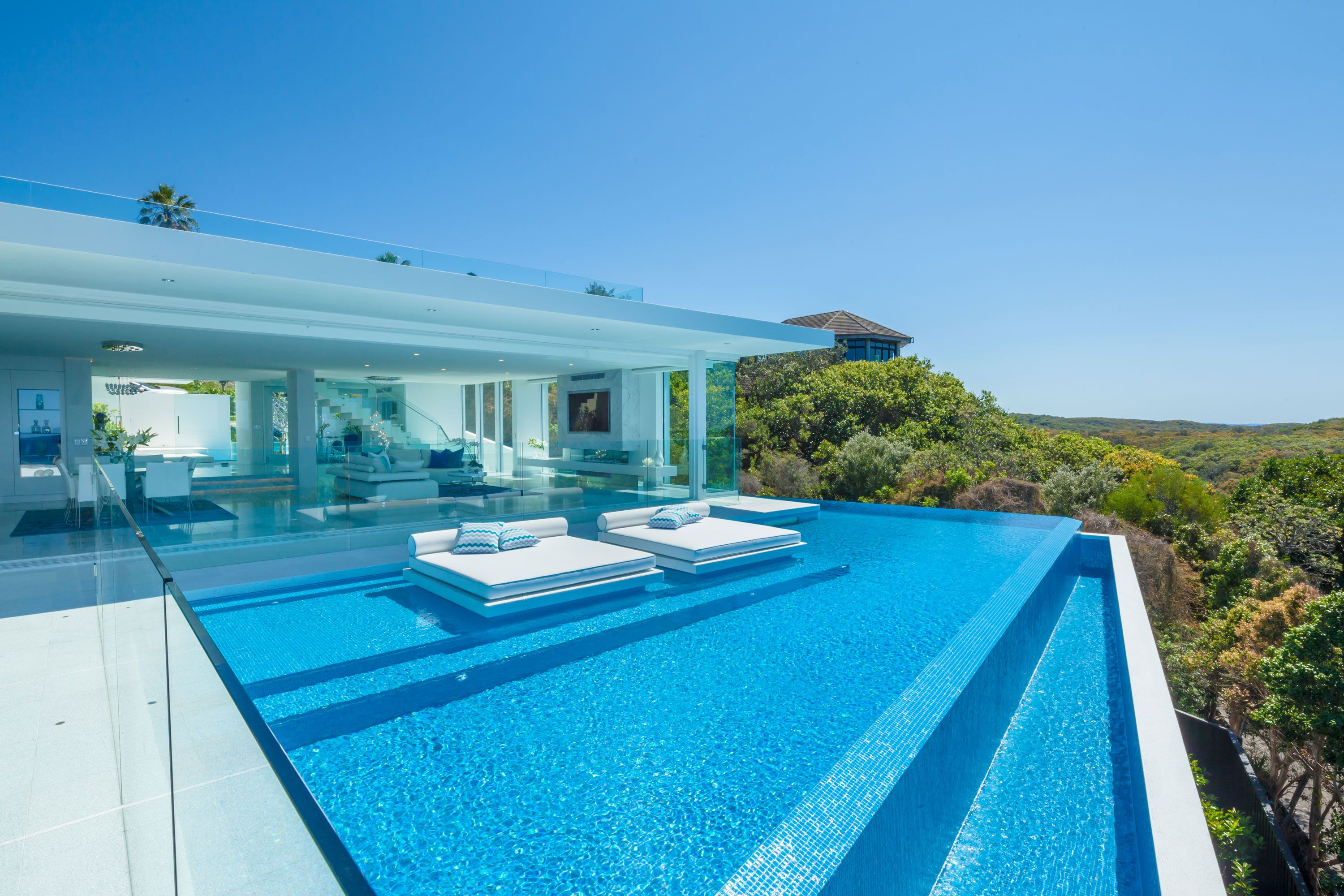 North sunshine house pools - Piscinas minimalistas ...