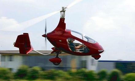 FLY AIR PARIS à Esbly : Initiation au pilotage en gyrocoptère: #ESBLY 139.00€ au lieu de 299.00€ (54% de réduction)