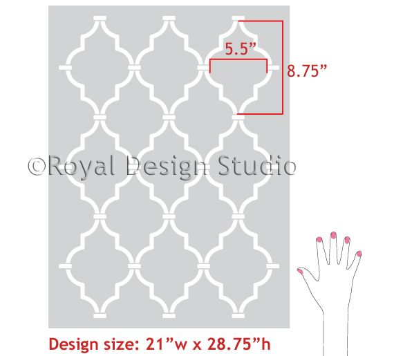need to make this stencil. It's an unbelievable $49. what the....