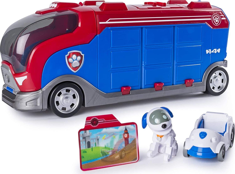 Paw Patrol 6055422 Mission Paw Mission Cruiser Robo Hund Und Fahrzeug Fahrzeuge Paw Patrol Spielzeug