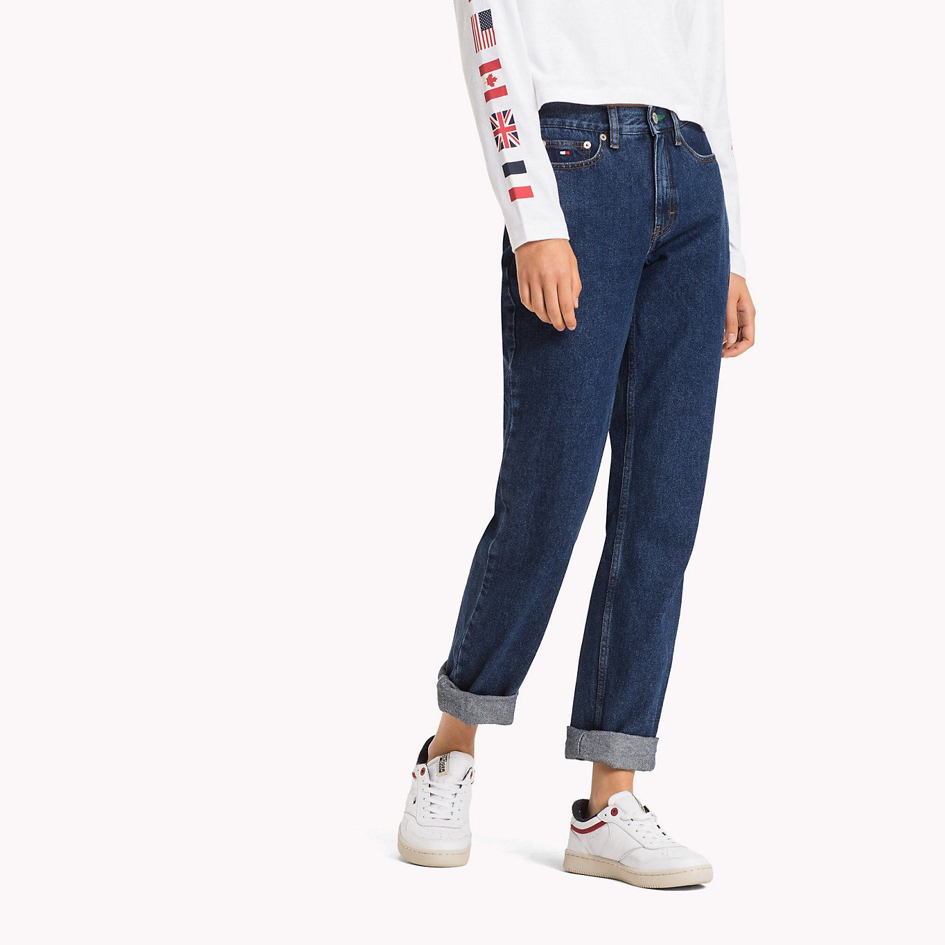 Image for Tapered Fit Jeans from TommyUK Jeans fit