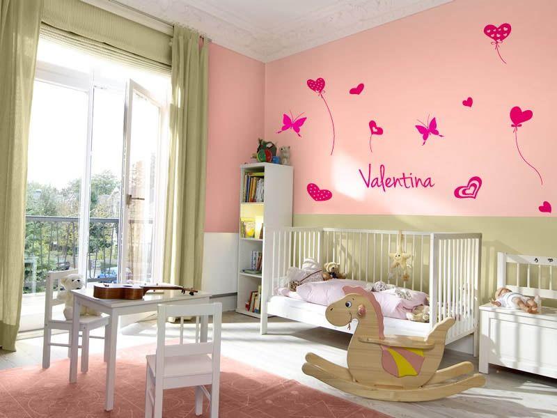 Pin de ideas para tu hogar en cuartos para beb s for Cuartos para ninas pequenas