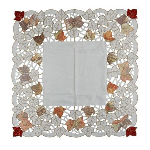 Threshold Sour Cream 19 X 14 X 08 Placemat Fall Placemats Placemats Thanksgiving Table Linens