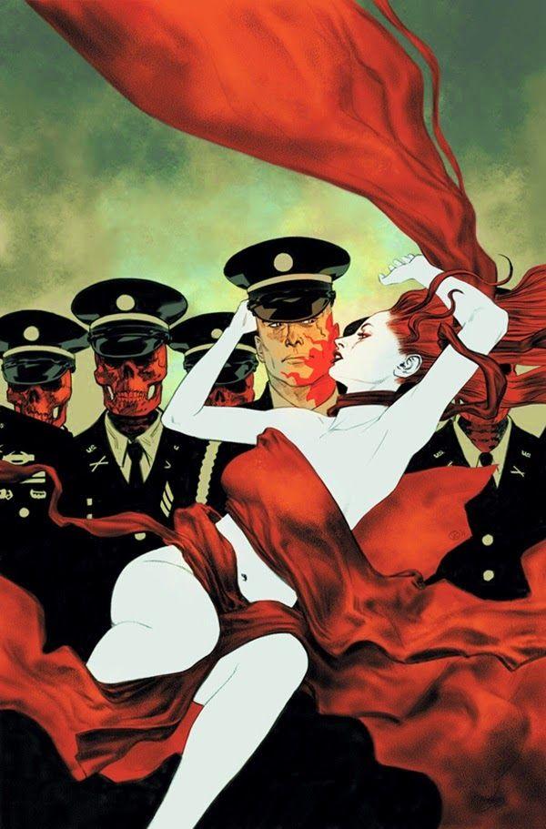 Capas de revistas em quadrinhos espetaculares que saíram nos últimos anos
