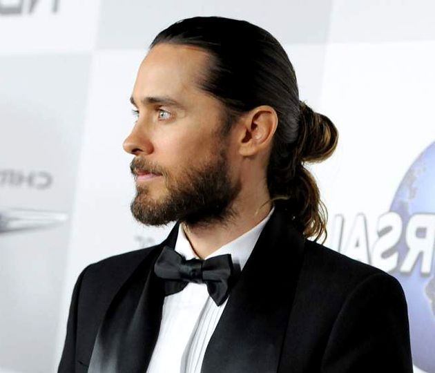 Man Buns How To Grow Style And Wear A Man Bun From Celebrities