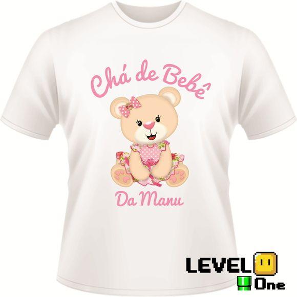 Camiseta Para Chá De Bebê Personalizada Coisas Para Chá De Bebê