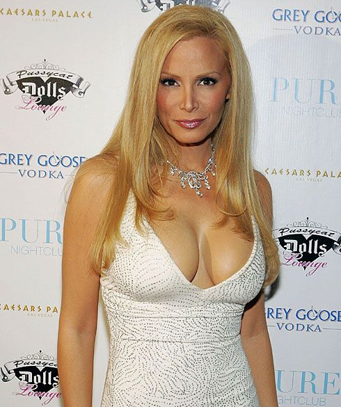 Cindy margolis boob slip