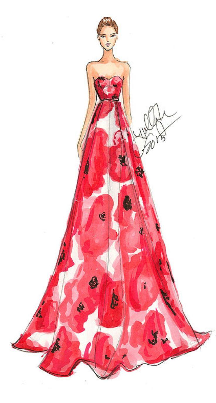 Bedrucktes Kleid Aus Krepp Kinder Kleider Kleider Daisy Kleid