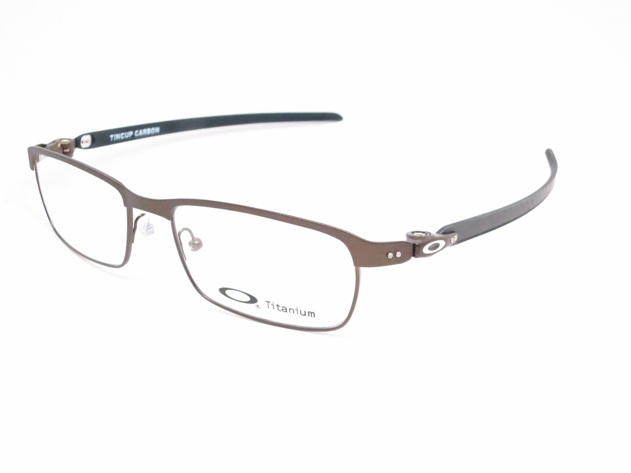68813f4f022 Oakley Tincup Carbon OX5094-0252 Powder Pewter Eyeglasses in 2019 ...