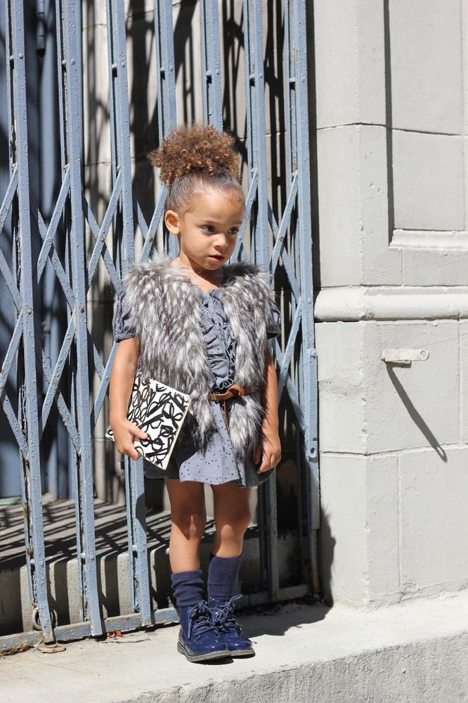 0c40e73be2c4 Fierce 3-Year-Old Fashionista Is Taking Instagram By Storm | Kids ...
