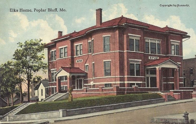 Poplar Bluff Elks Home Poplar bluff, Poplar, House styles