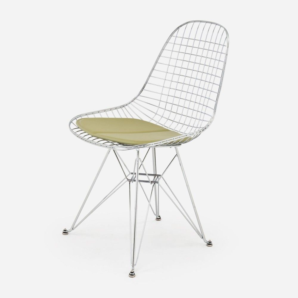 Modern · made in california shop modernica for case study fiberglass chairs wire chairs daybeds