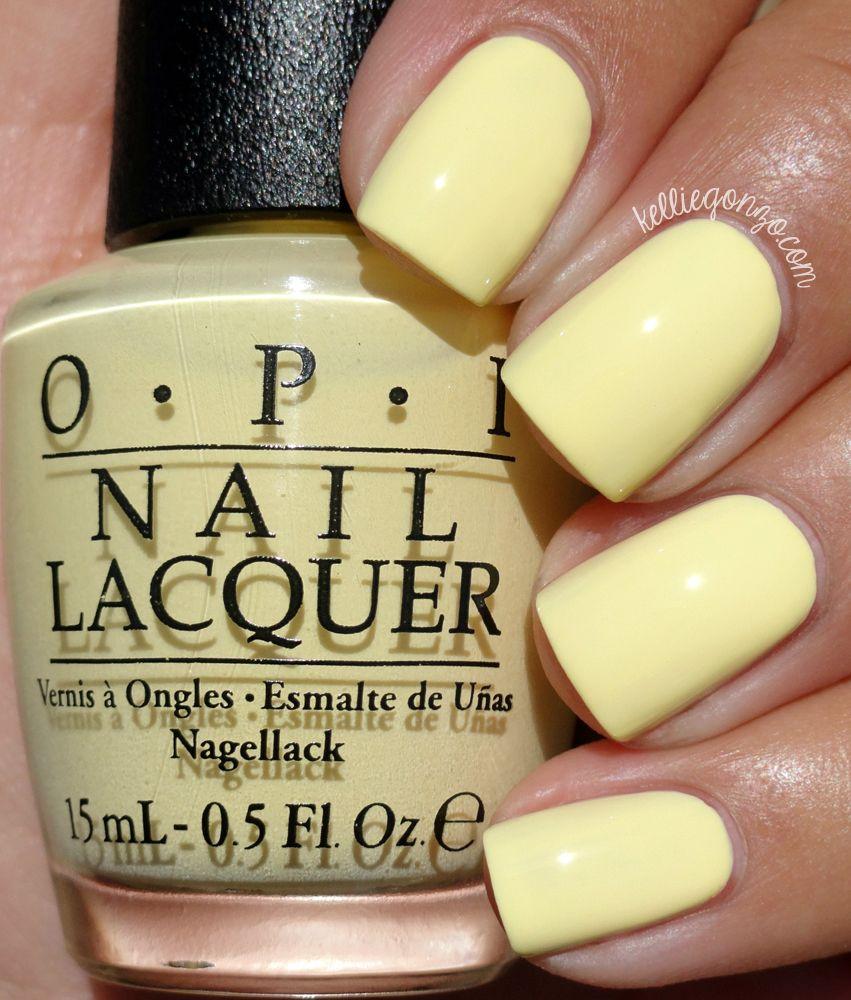 OPI Towel Me About It | Nails | Pinterest | Esmalte, Diseños de uñas ...