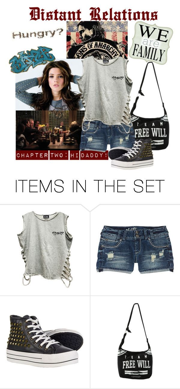 """""""SOA Family Dinner (SkySauce Inc.)"""" by awesomesauceproductions ❤ liked on Polyvore featuring art"""