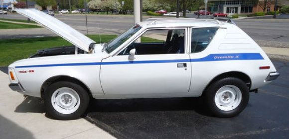 401 Powered 1972 Amc Gremlin X
