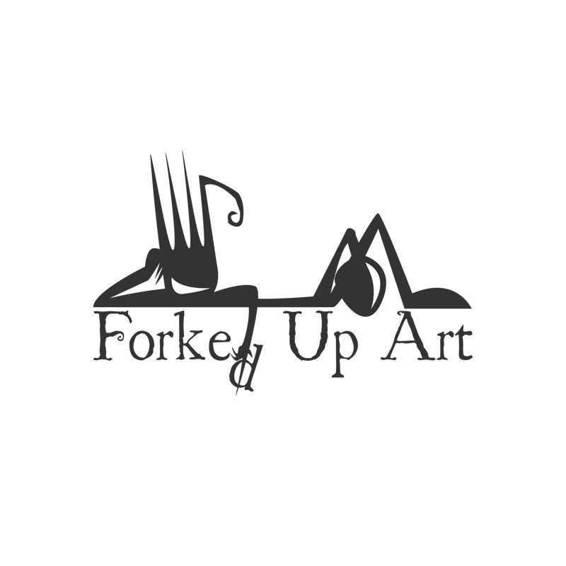 Durchstöbere einzigartige Artikel von ForkedUpArt auf Etsy, einem weltweiten Marktplatz für handgefertigte, Vintage- und kreative Waren.