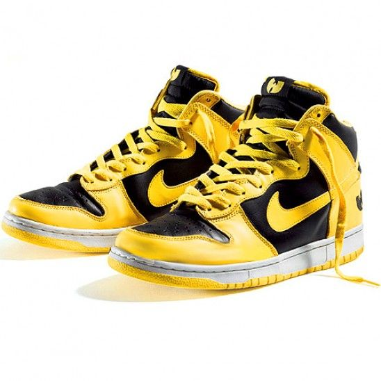 differently 347a3 9ba82 Wu-Tang Clan Nikes