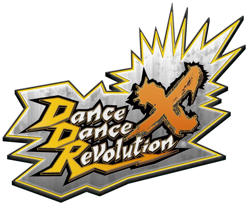 DDR X Logo Juegos