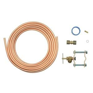 Whirlpool Copper Refrigerator Water Supply Kit 8003rp At The Home Depot Water Supply Whirlpool Refrigerator Refrigerator Brands
