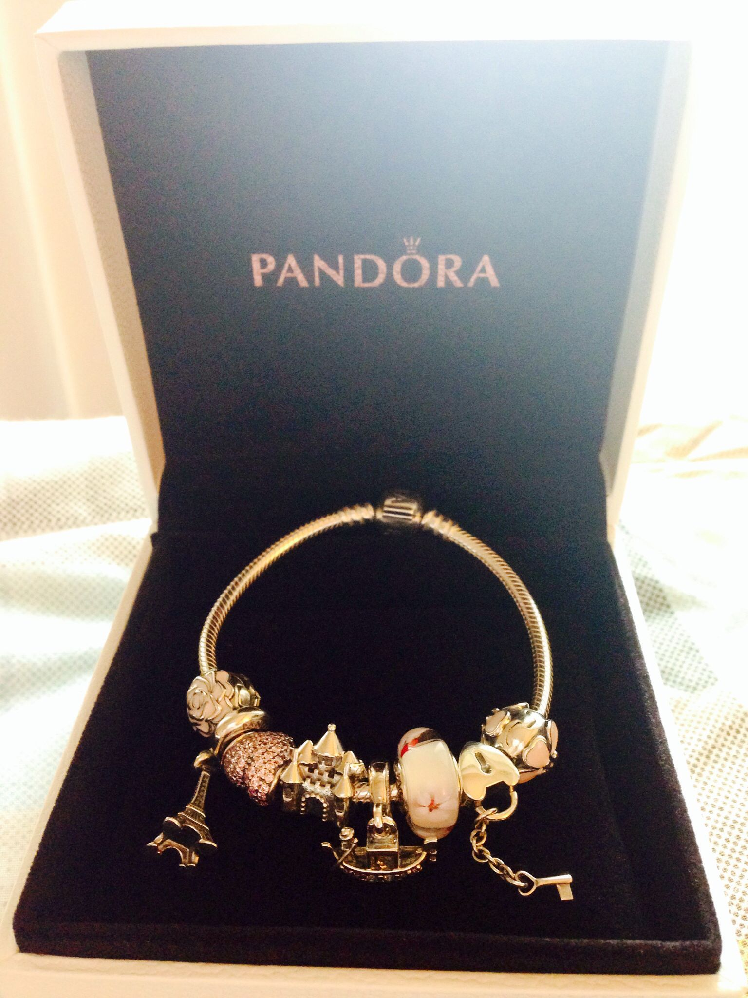 forever bangle paris img meaning s pandora a my contest box of on serenity charms charm the bracelet few bangles