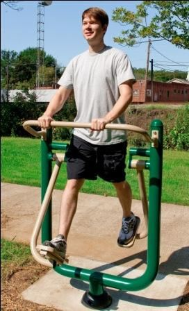 cardio walker  no equipment workout fitness trail