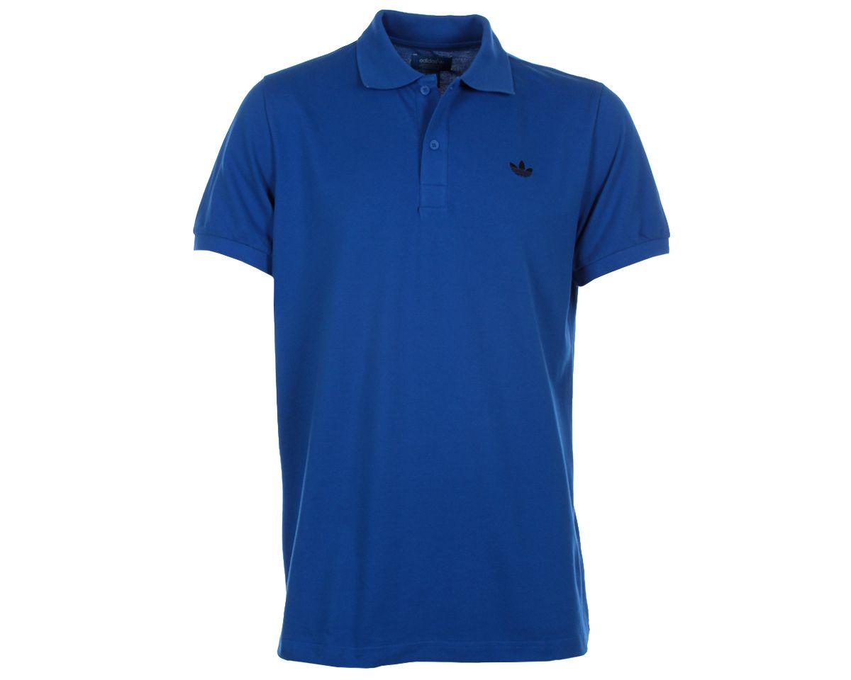 cf869031ff7e Adidas Polo Pique Tee Originals Mens T Shirt Z37933