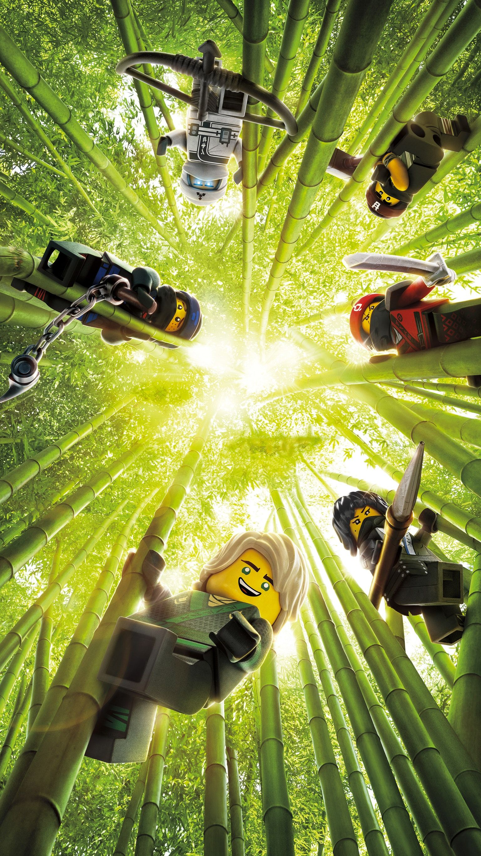 Movie Wallpapers Phone Desktop Lego Ninjago Cool Wallpaper Animation