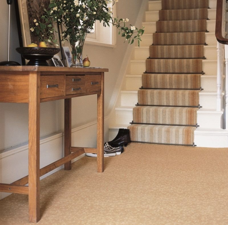 Replacing Carpet With A Stair Runner: A Stair Runner Can Make All The Difference To A Beautiful