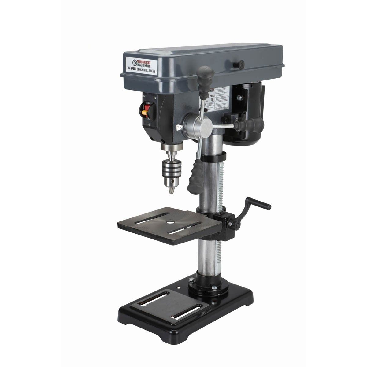 10 In 12 Speed Bench Drill Press Drill Press Woodworking Tools For Sale Drill