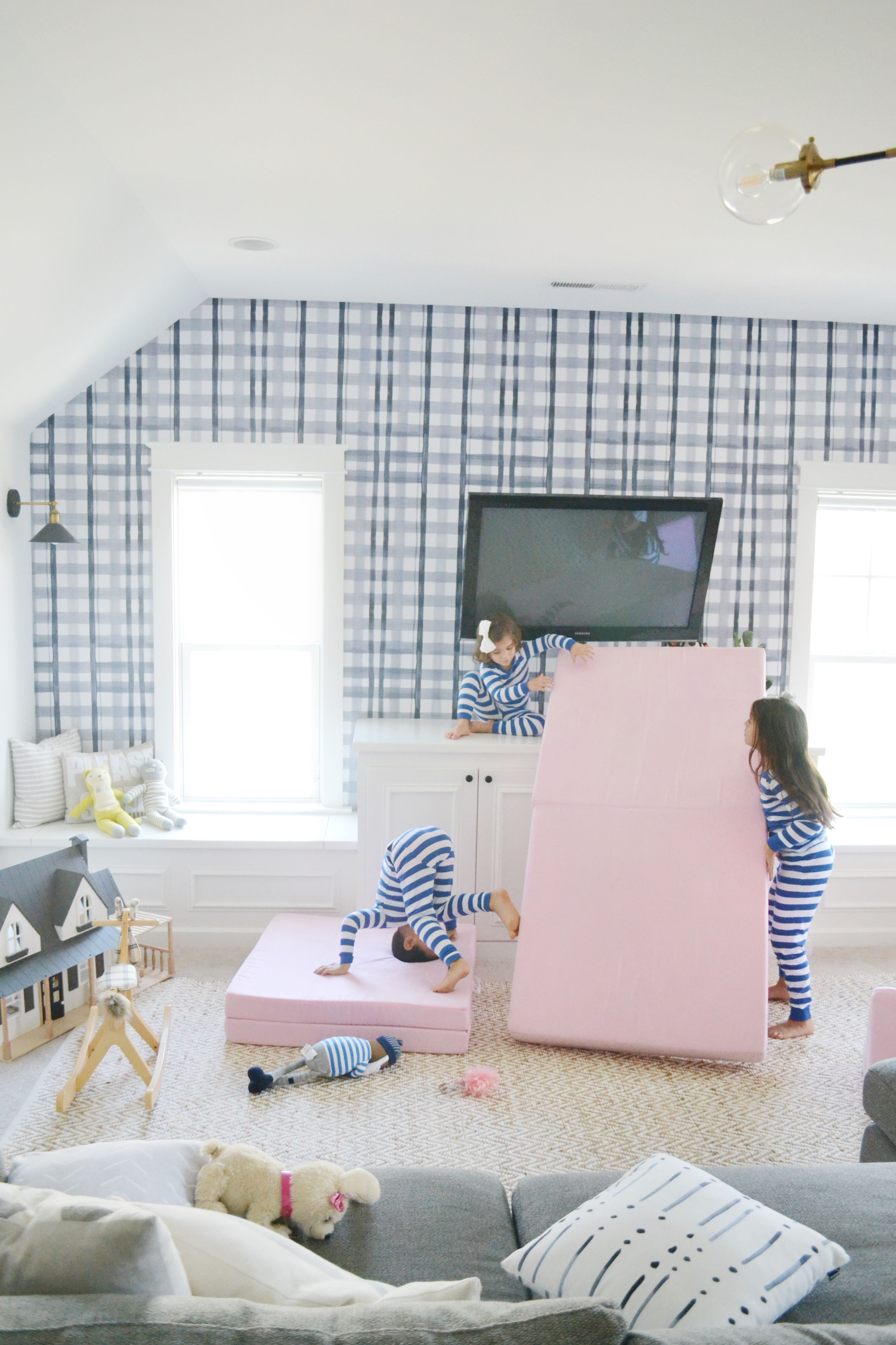 Is The Nugget Couch Worth The Hype? | White kids room ...