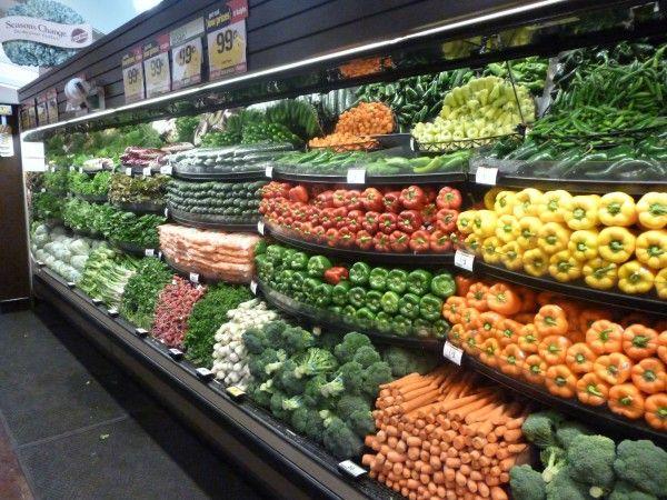 Fruits et l gumes en frais tout n 39 est que recommencement blog sc nario moderne en - Meuble legume ...