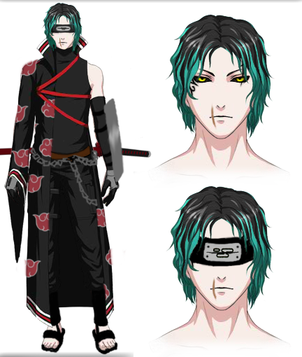 Naruto Akatsuki Oc By DarkLordLuzifer On DeviantArt