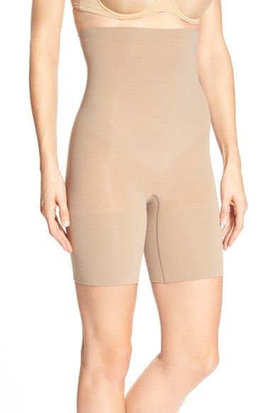 0c5a5afe3c219 SPANX®  Higher Power - Short  Mid-Thigh Shaper (Regular   Plus Size ...