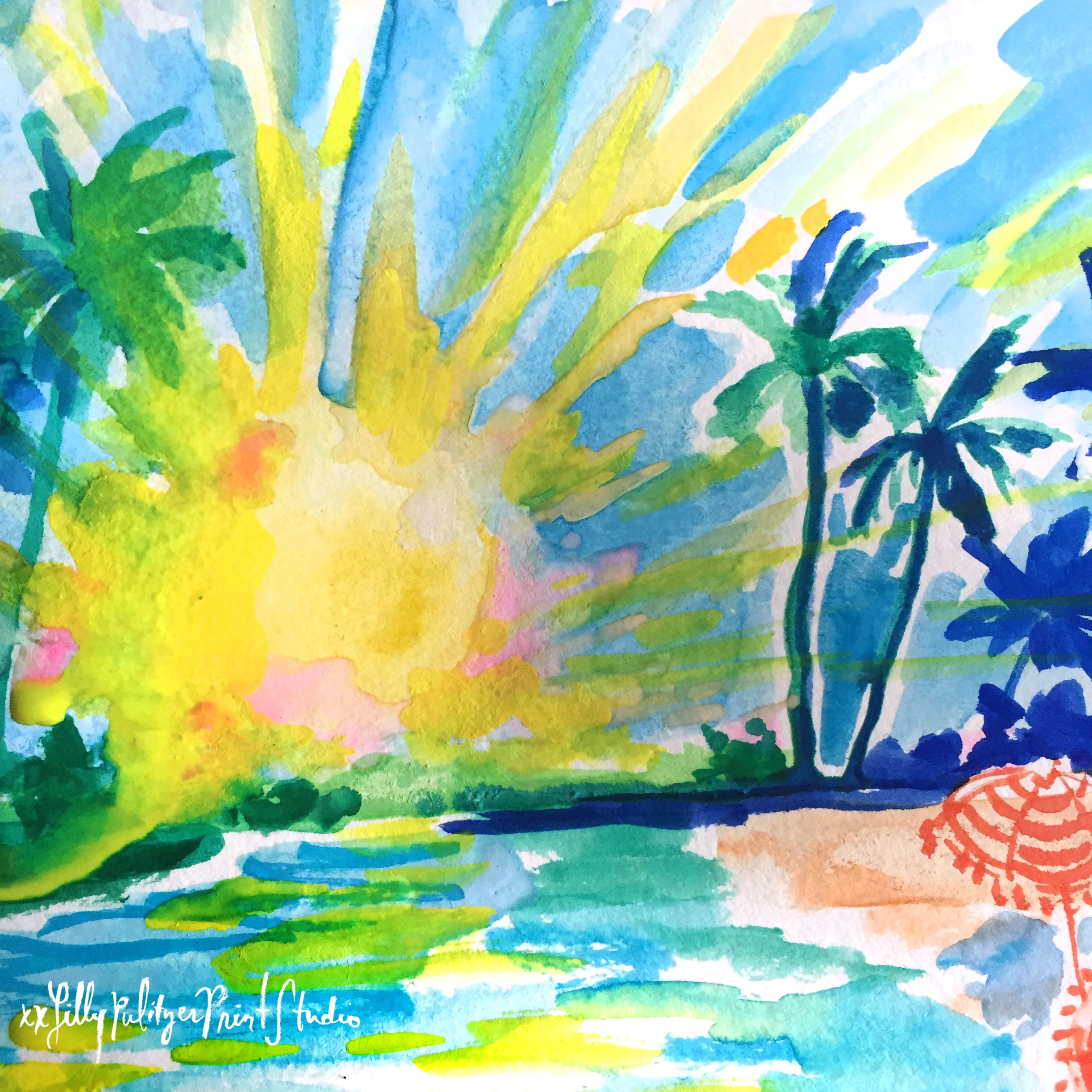 Reacquaint yourself with sunrises & sunsets #Lilly5x5 | Lilly 5x5 ...