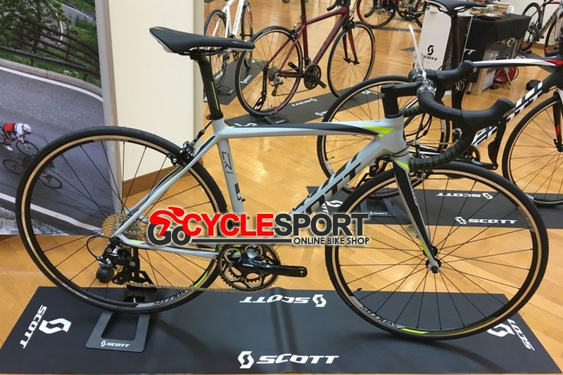 Buy 2017 Scott Cr1 20 Bike At Gocyclesport With Cheap Price Best