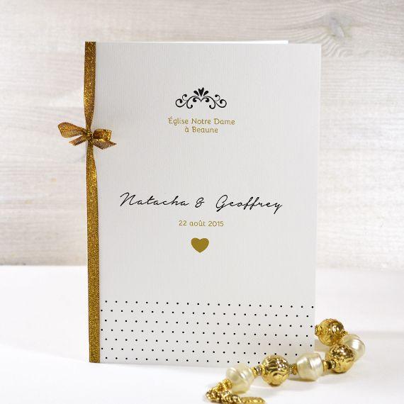 Très Livret de messe mariage | Mariage | Pinterest | Livret, Mariages  IN14