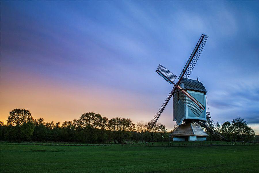 500px / Photo Leyssens mill by Stefan Cruysberghs Belgium