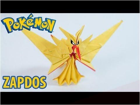 Photo of 31/jan/2020 – There are a lot of incredible origami Pokemon out there. We haven'…