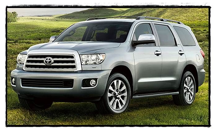 2017 toyota sequoia platinum accessories toyota recommendation pinterest toyota and cars. Black Bedroom Furniture Sets. Home Design Ideas