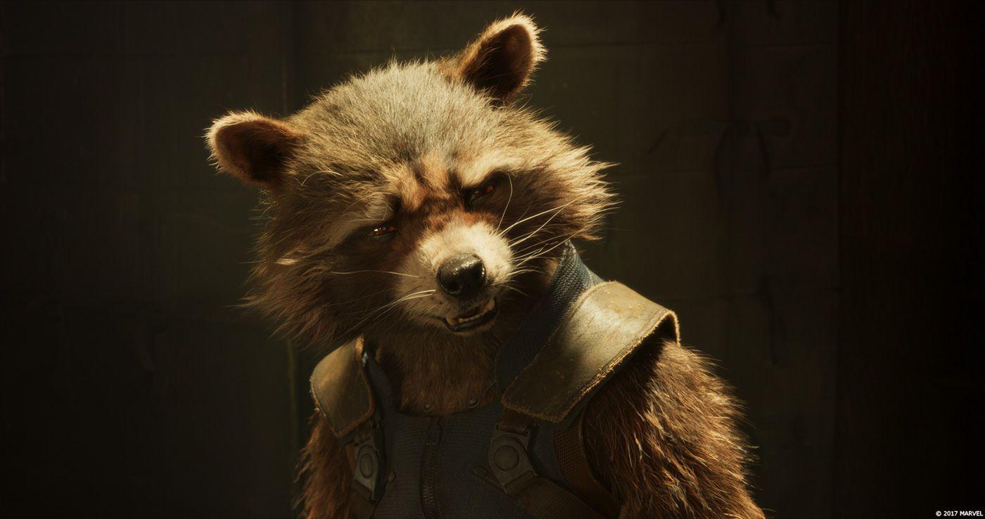 Guardians Of The Galaxy Vol 2 Arslan Elver Animation Supervisor Framestore The Art Of Vfx Rocket Raccoon Guardians Of The Galaxy Guardians Of The Galaxy Vol 2
