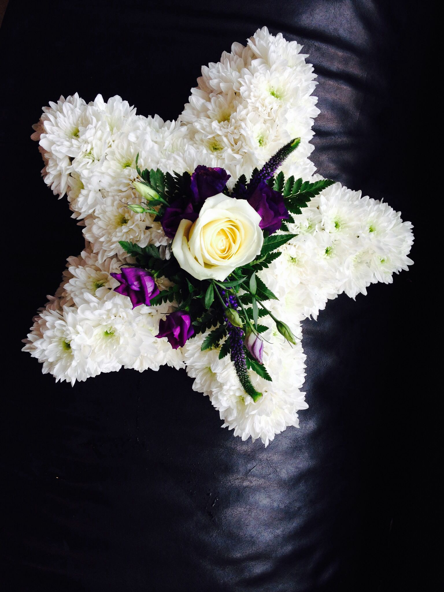 Star Tribute Simple But Sweet Pinterest Funeral